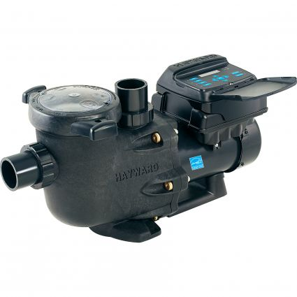 Hayward tristar variable speed energy efficient inground for Variable speed pool motors