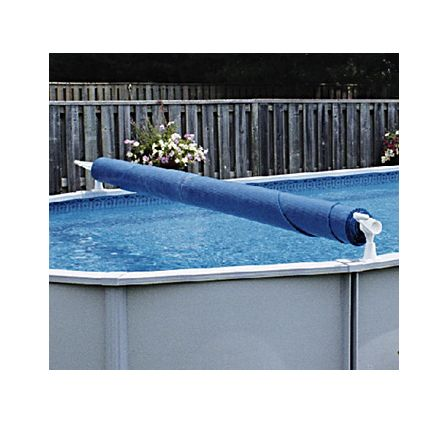 Feherguard above ground solar cover pool supplies canada - Toile solaire piscine hors terre ...