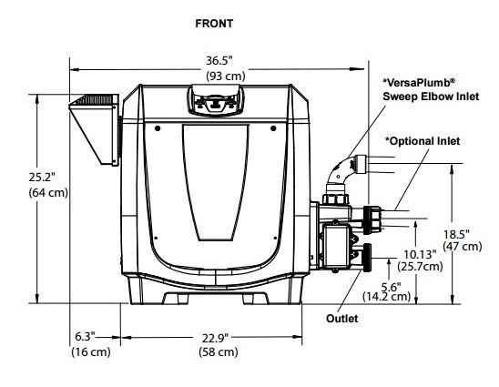 jandy pro series jxi low nox 200 000 btu natural gas heater