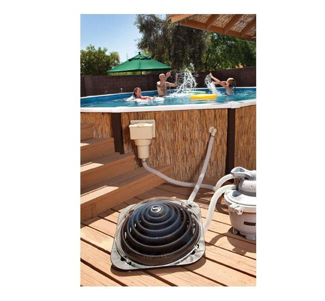 Bulle chauffe eau solaire solarpro x magasin de piscine for Chauffe piscine solaire prix