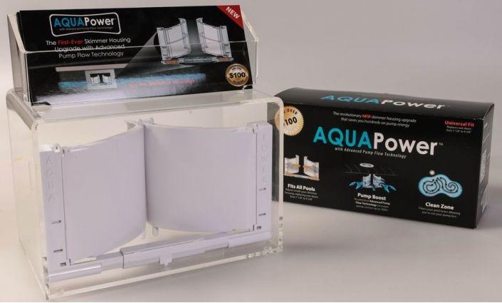 Aquapower Universal Skimmer Weir Door Pool Supplies Canada