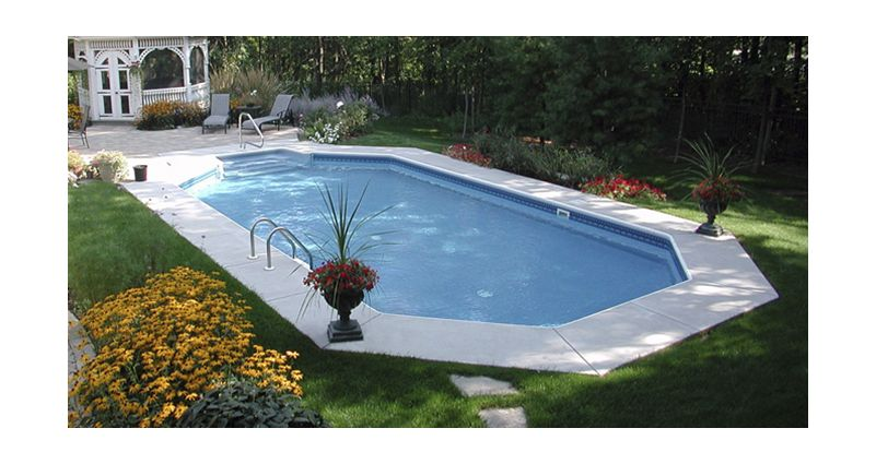 19 x 41 ft grecian inground pool bas pool supplies canada for What is a grecian pool