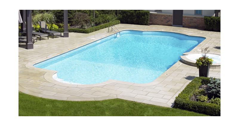 14 X 28 Ft Roman Inground Pool Basic Pool Supplies Canada